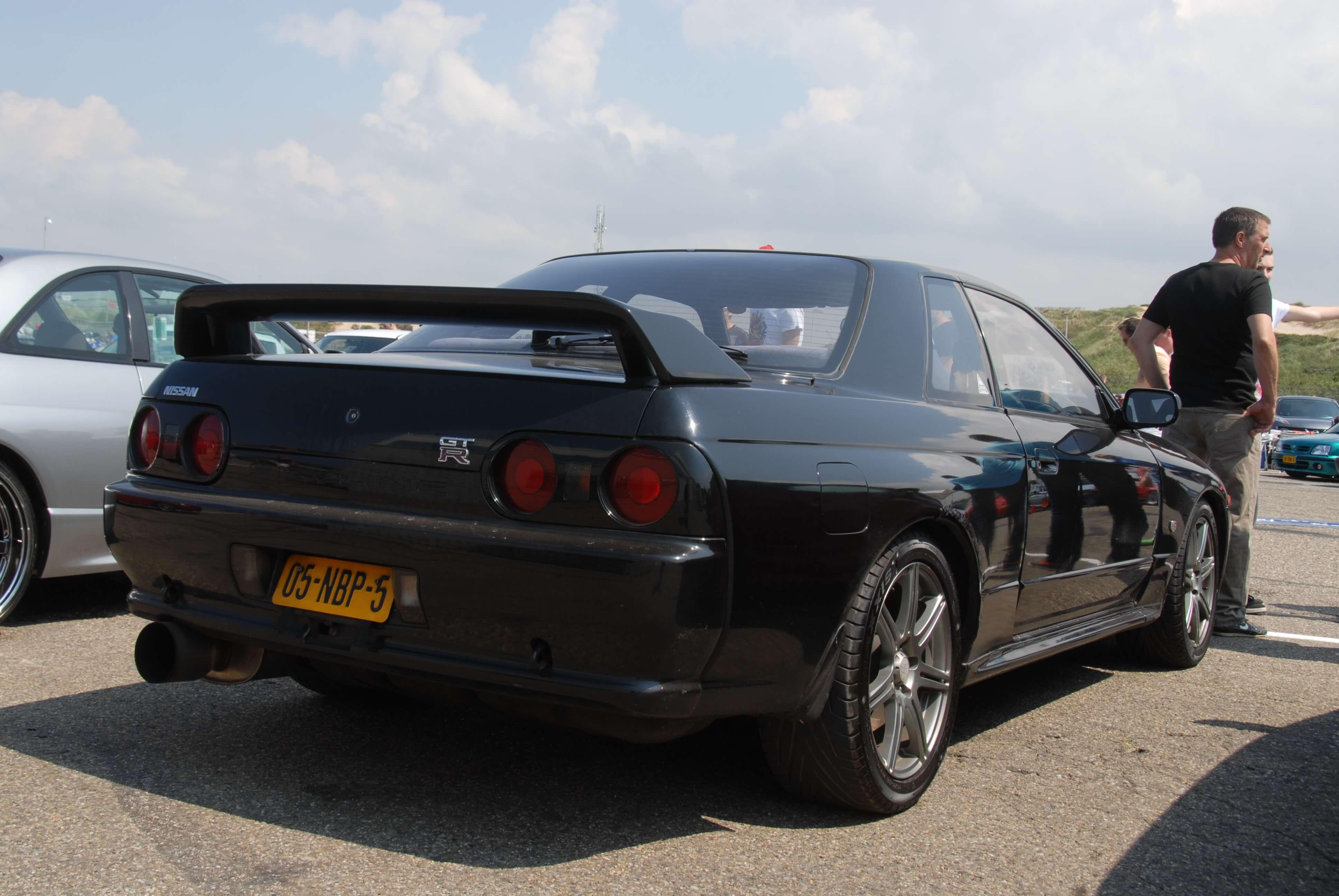 05-NBP-5: NISSAN SKYLINE GT-R uit 1994