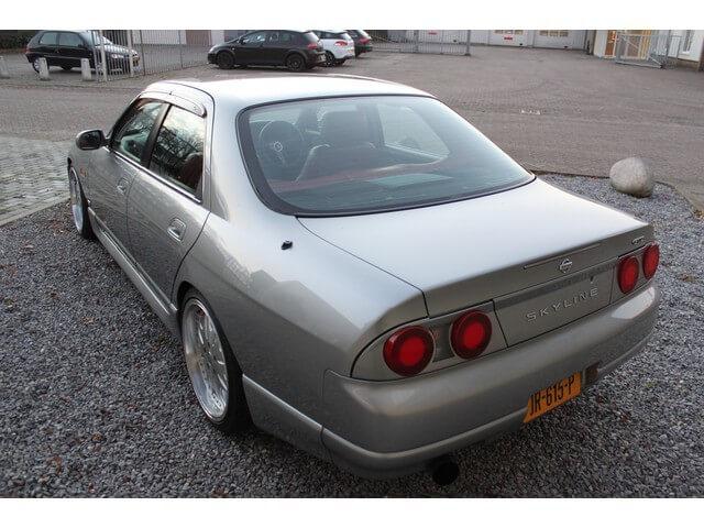 JR-615-P: NISSAN SKYLINE GTS uit 1996